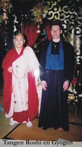 Tangen Roshi Cyogen